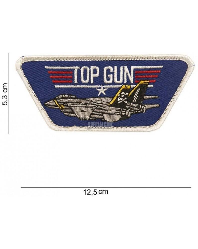 PATCH RICAMATA TOP GUN BLUE TERMOADESIVA - PATCH -  - 442304-835