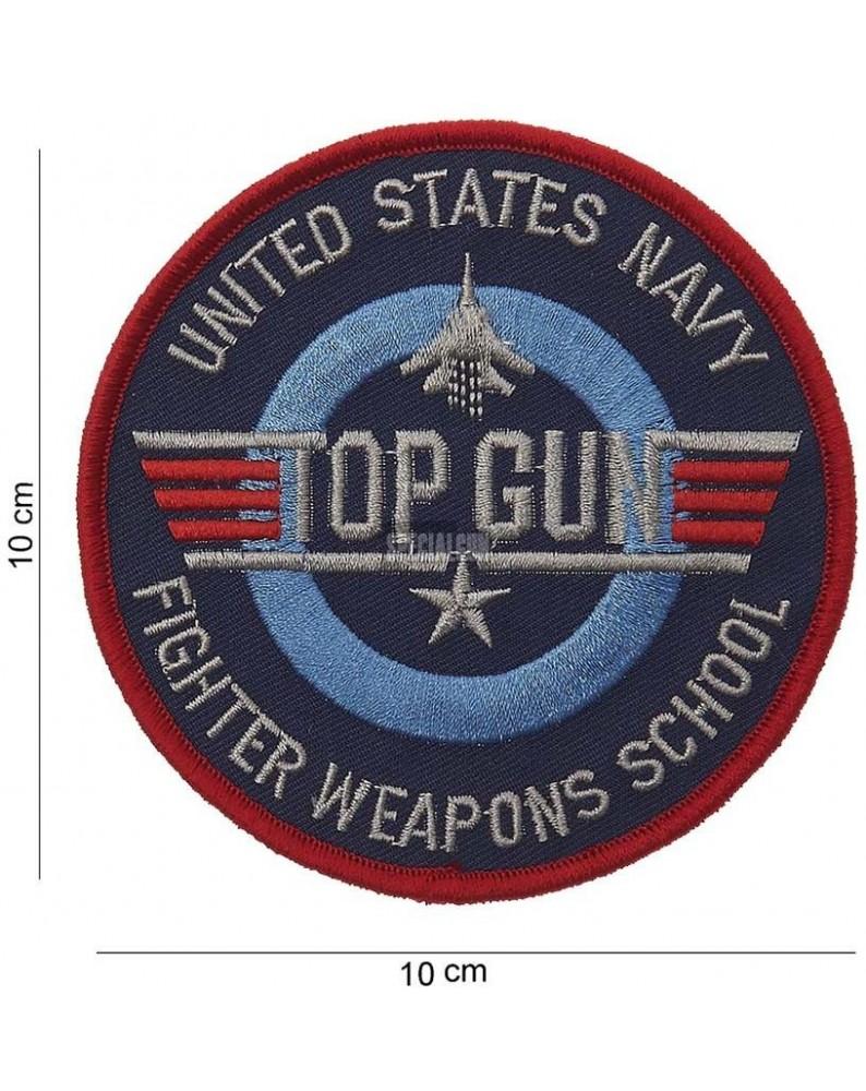 PATCH RICAMATA TOP GUN FIGHTER TERMOADESIVA - PATCH -  - 442306-1068