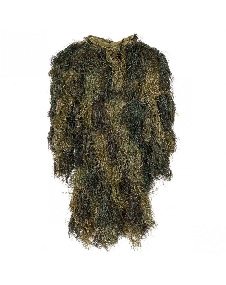 GHILLIE GIACCA PARKA MFH WOODLAND - CAMOUFLAGE -  - 07733T