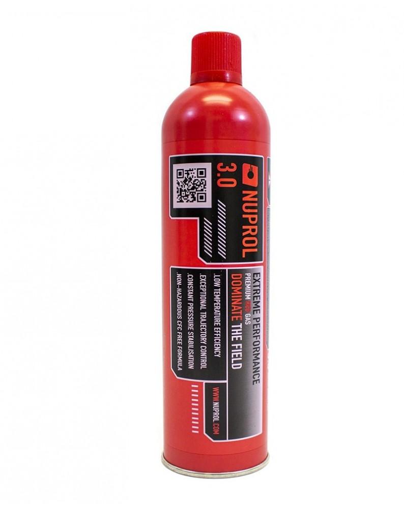NUPROL 3.0 EXTREME GREEN GAS 1000 ml. - GAS -  - 9035