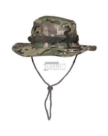 CAPPELLO JUNGLE BONNIE HAT MFH DIGITAL MULTICAM