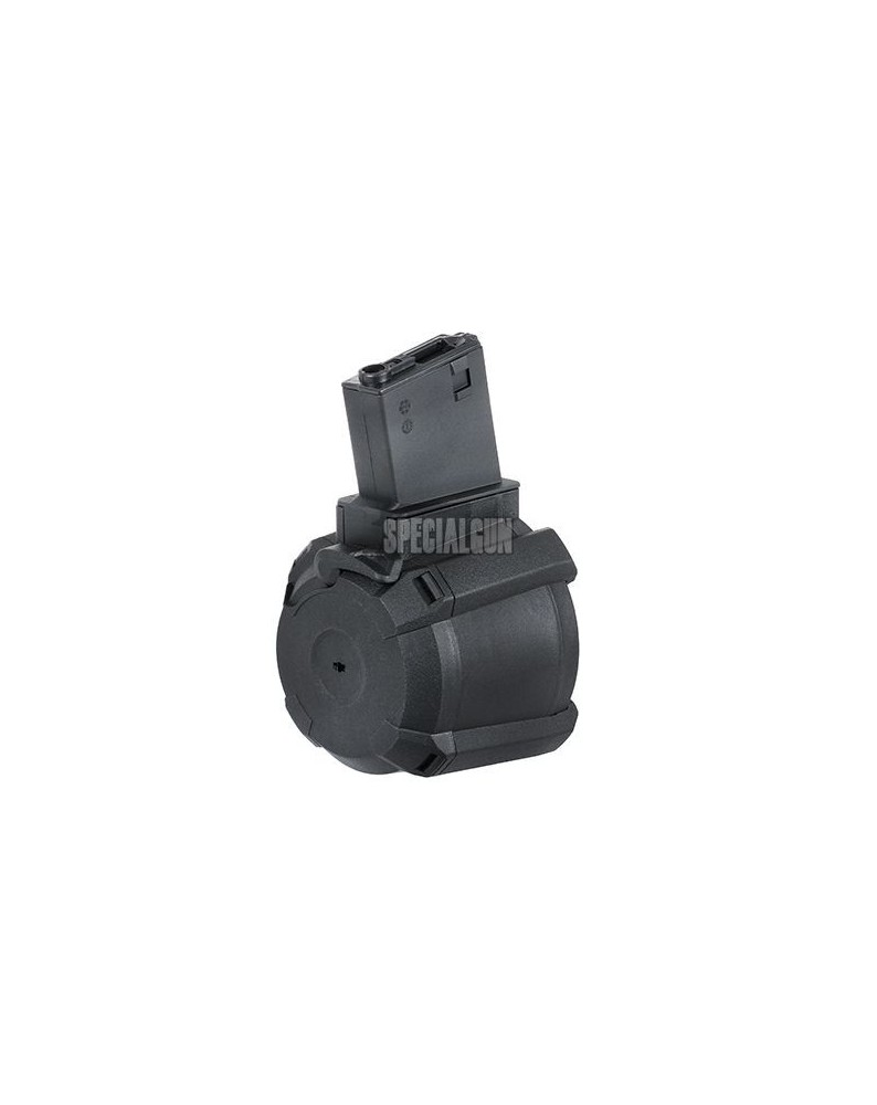 CARICATORE ELETTRICO M4 DRUM 1200 bb SOUND CONTROL