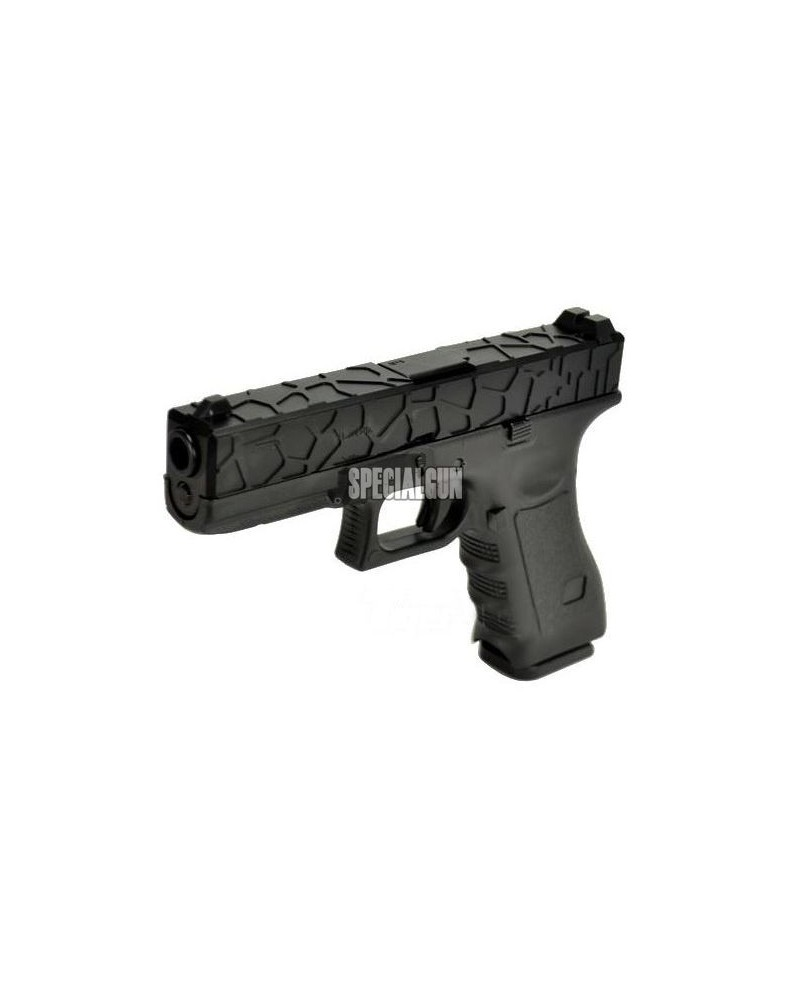 PISTOLA GAS R17-1 GAS BLOWBACK ARMY ARMAMENT