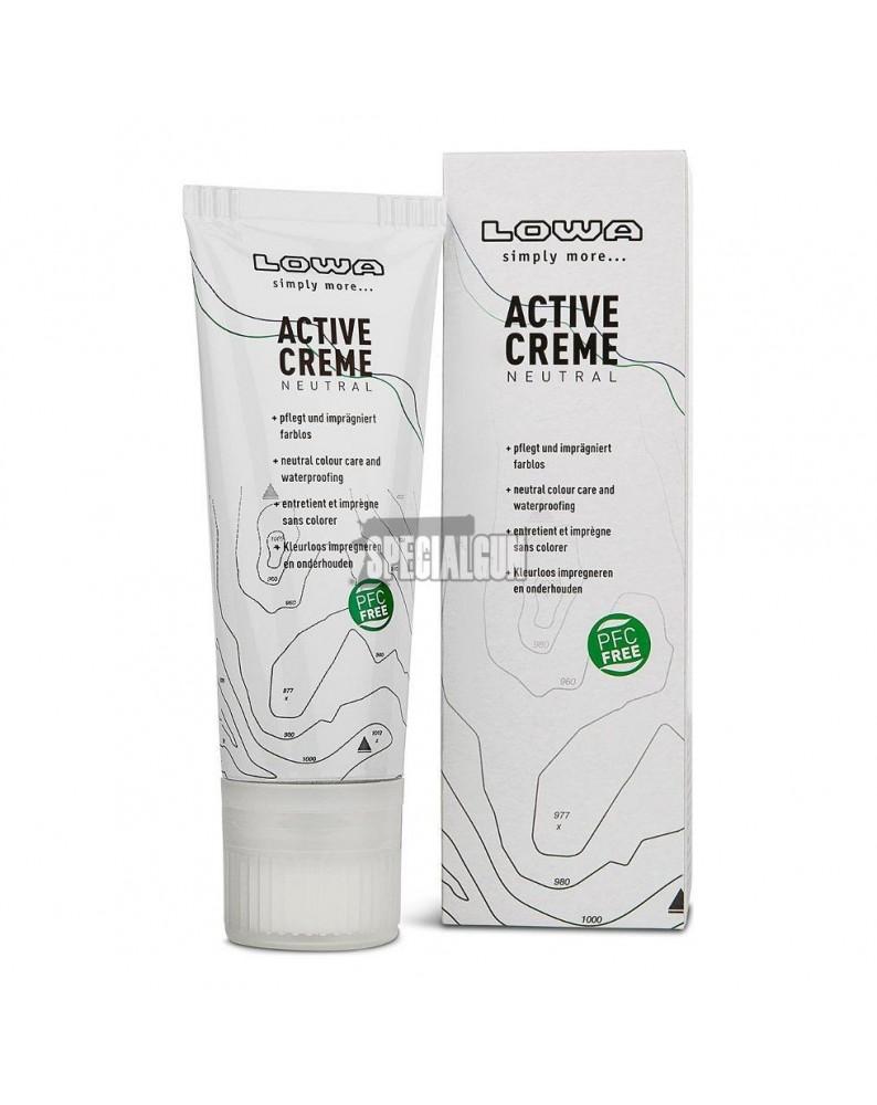 LOWA ACTIVE CREME 75 ml. PER ANFIBI NEUTRALE - ANFIBI MILITARI -  - 019
