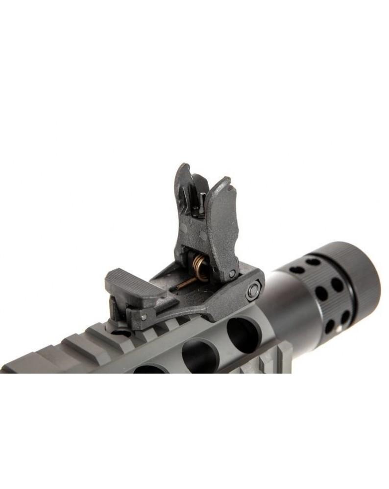 M4 RRA SA-E10 EDGE SERIES FULL METAL SPECNA ARMS CHAOS GREY
